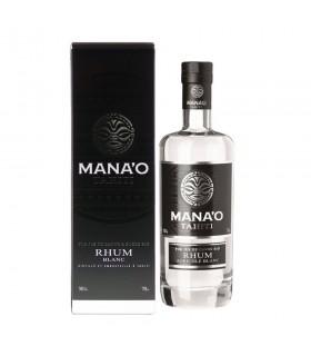 MANA'O - Rhum Blanc Premium (BIO)