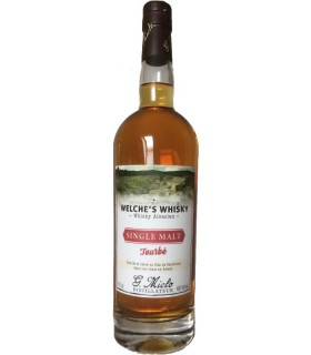MICLO Single Malt –  Tourbé 20cl