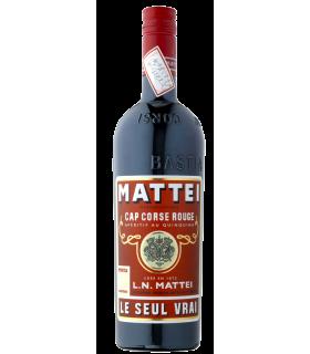 CAP MATTEI- Cap Corse Rouge