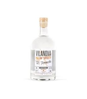 VILANOVA- New Spirit,Cuvée Terrocita, Eau de vie de malt tourbée