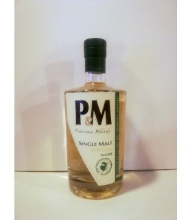 P&M - Single Malt Tourbé
