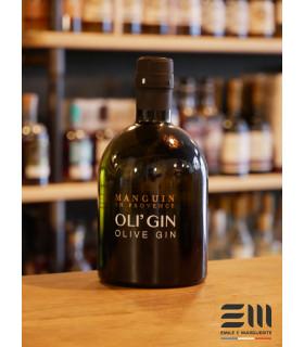 DISTILLERIE MANGUIN - Oli'Gin 70cl