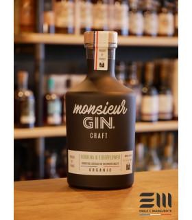 MONSIEUR GIN - London Dry Gin (BIO)